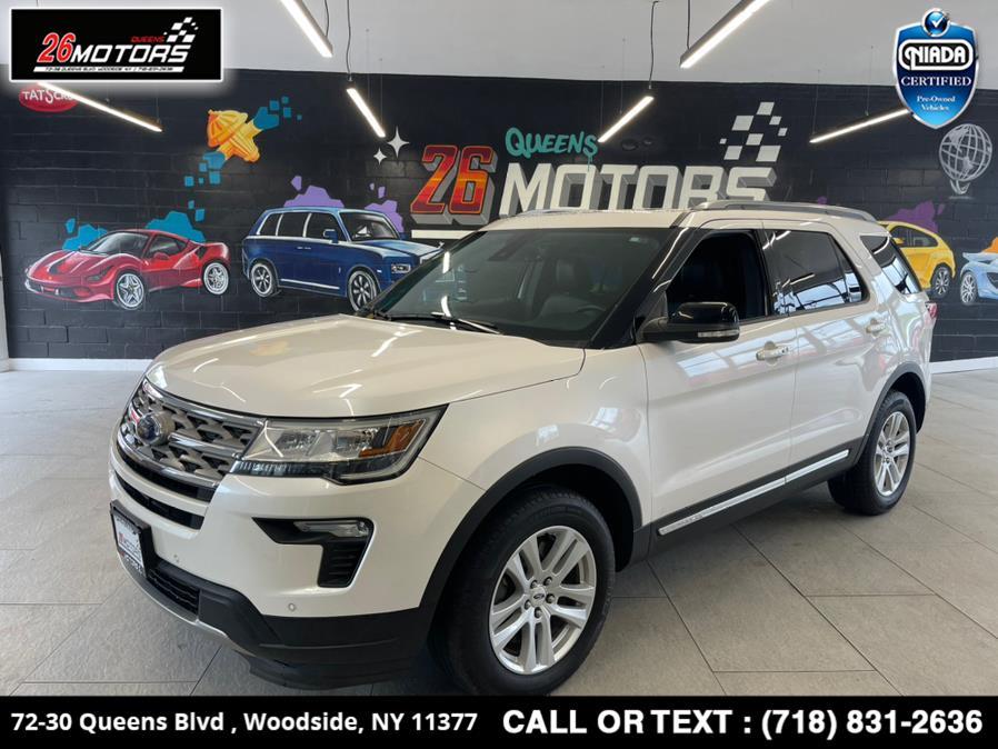 Used 2018 Ford Explorer in Woodside, New York | 26 Motors Queens. Woodside, New York