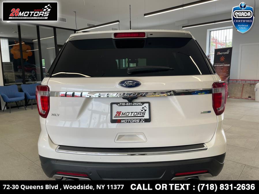 Used Ford Explorer XLT 4WD 2018 | 26 Motors Queens. Woodside, New York
