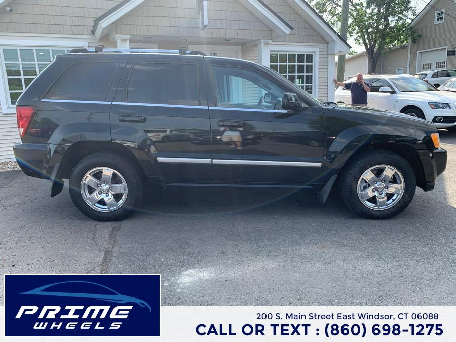 Used Jeep Grand Cherokee 4WD 4dr Overland 2007   Prime Wheels. East Windsor, Connecticut