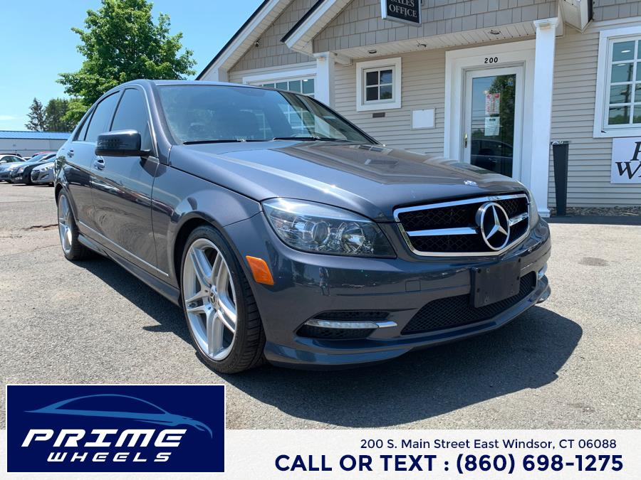 Used 2011 Mercedes-Benz C-Class in East Windsor, Connecticut | Prime Wheels. East Windsor, Connecticut
