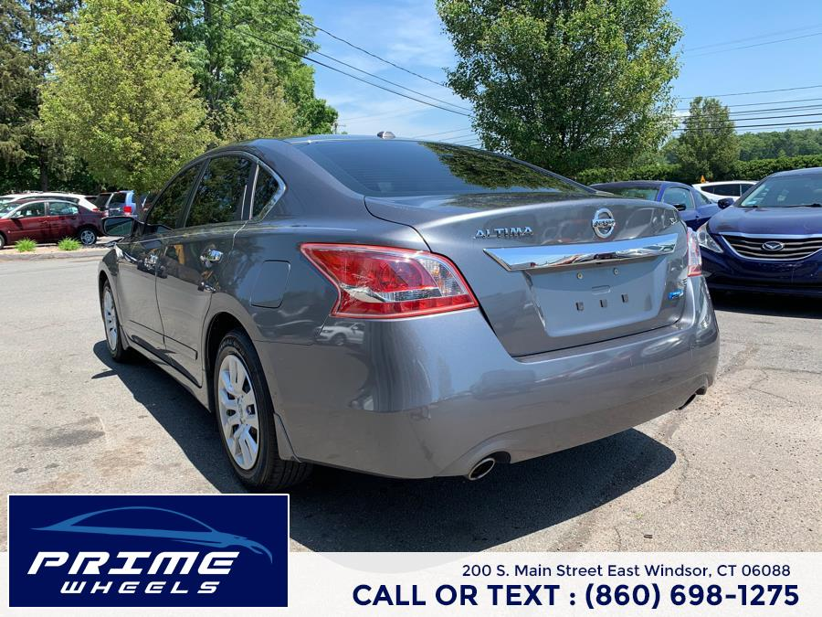 Used Nissan Altima 4dr Sdn I4 2.5 S 2014   Prime Wheels. East Windsor, Connecticut