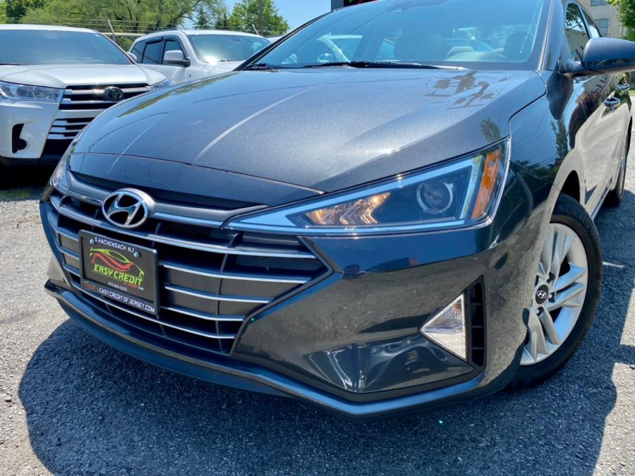 Used Hyundai Elantra SEL IVT 2020   Easy Credit of Jersey. South Hackensack, New Jersey