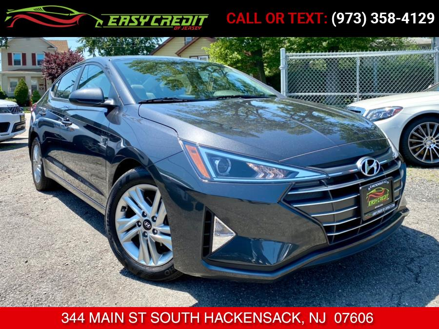 Used Hyundai Elantra SEL IVT 2020 | Easy Credit of Jersey. South Hackensack, New Jersey