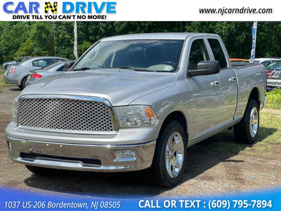 Used Ram 1500 SLT Quad Cab 4WD 2011 | Car N Drive. Bordentown, New Jersey