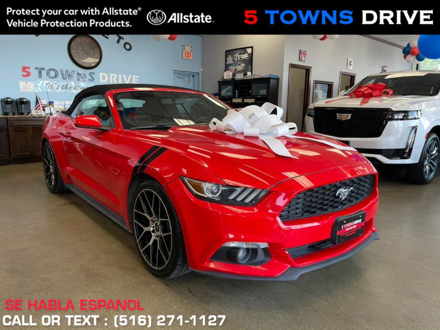 Used Ford Mustang 2dr Conv V6 2016 | 5 Towns Drive. Inwood, New York