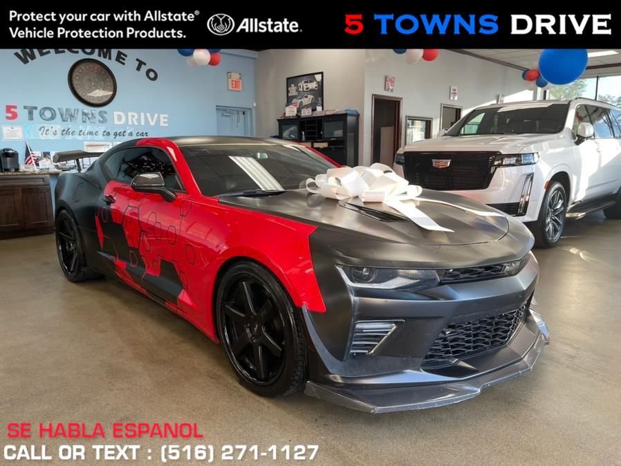 Used Chevrolet Camaro 2dr Cpe SS w/1SS 2017 | 5 Towns Drive. Inwood, New York