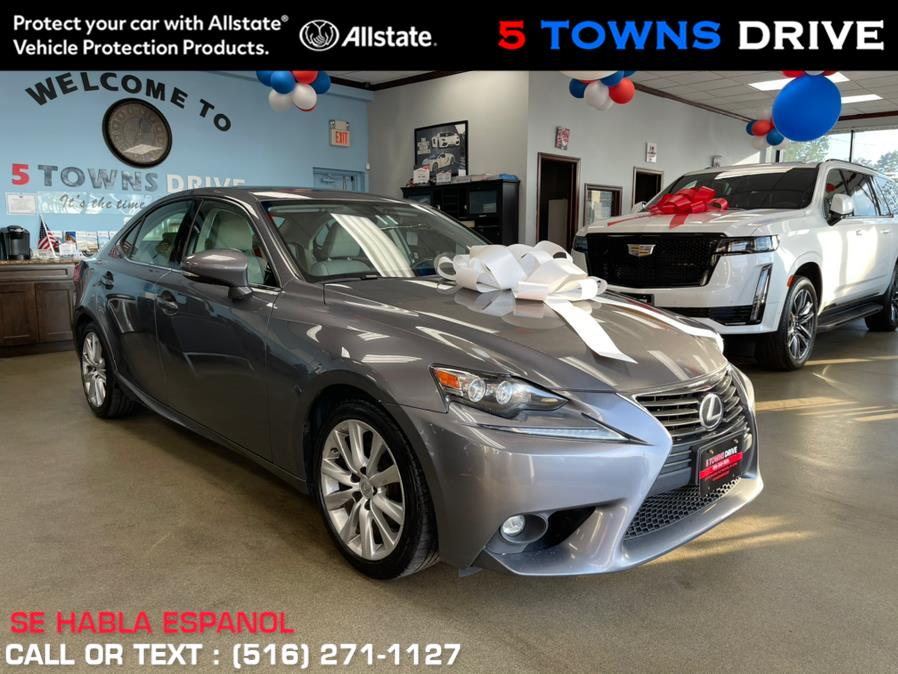 Used Lexus IS 250 4dr Sport Sdn AWD 2015 | 5 Towns Drive. Inwood, New York