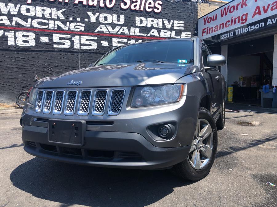 Used 2014 Jeep Compass in Bronx, New York | Champion Auto Sales. Bronx, New York