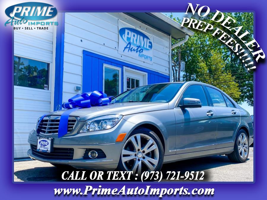 Used 2011 Mercedes-Benz C-Class in Bloomingdale, New Jersey | Prime Auto Imports. Bloomingdale, New Jersey