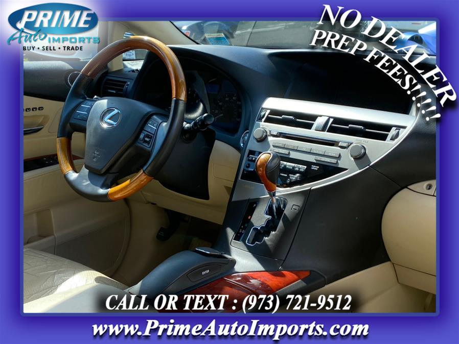 Used Lexus RX 350 AWD 4dr 2010 | Prime Auto Imports. Bloomingdale, New Jersey