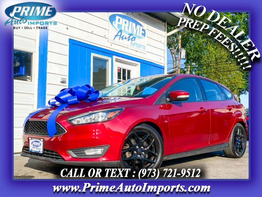 Used 2016 Ford Focus in Bloomingdale, New Jersey | Prime Auto Imports. Bloomingdale, New Jersey