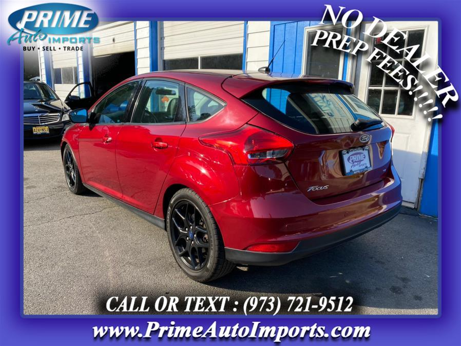 Used Ford Focus 5dr HB SE 2016 | Prime Auto Imports. Bloomingdale, New Jersey