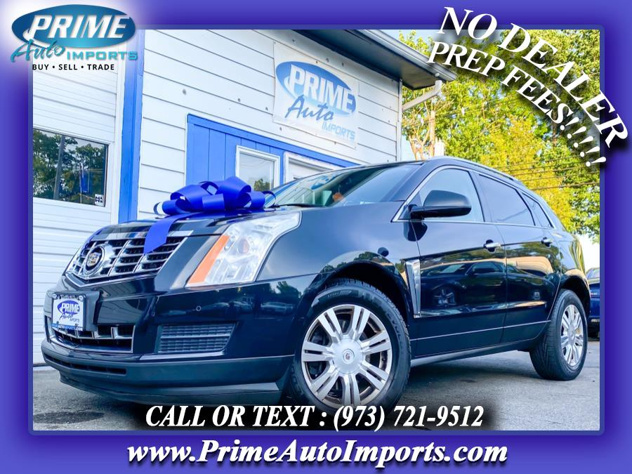 Used 2013 Cadillac SRX in Bloomingdale, New Jersey | Prime Auto Imports. Bloomingdale, New Jersey