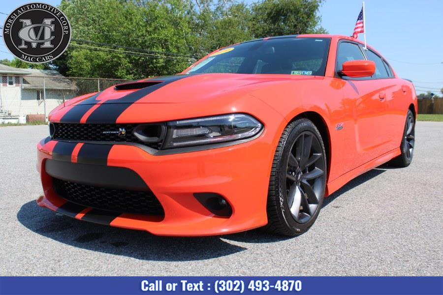 Used Dodge Charger Scat Pack RWD 2019   Morsi Automotive Corp. New Castle, Delaware
