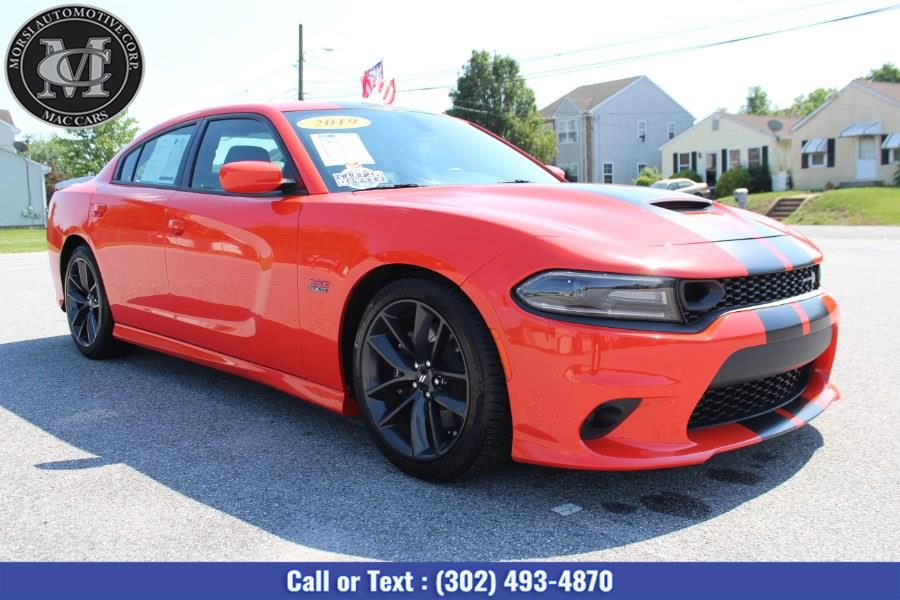 Used Dodge Charger Scat Pack RWD 2019 | Morsi Automotive Corp. New Castle, Delaware