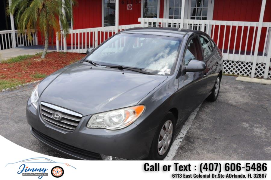 Used Hyundai Elantra 4dr Sdn Auto GLS 2009 | Jimmy Motor Car Company Inc. Orlando, Florida