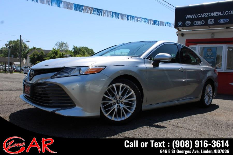 Used Toyota Camry XLE Auto (Natl) 2018 | Car Zone. Linden, New Jersey
