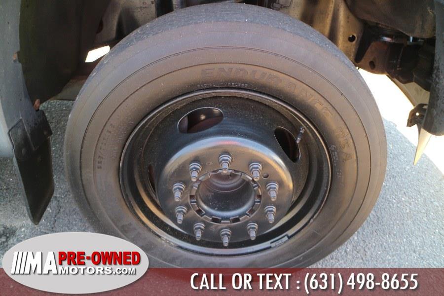 Used Ford F450 crew cab dump body v10 XL 2011 | M & A Motors. Huntington, New York