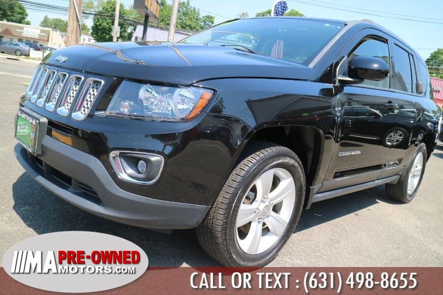 Used Jeep Compass 4WD 4dr High Altitude Edition 2015   M & A Motors. Huntington, New York