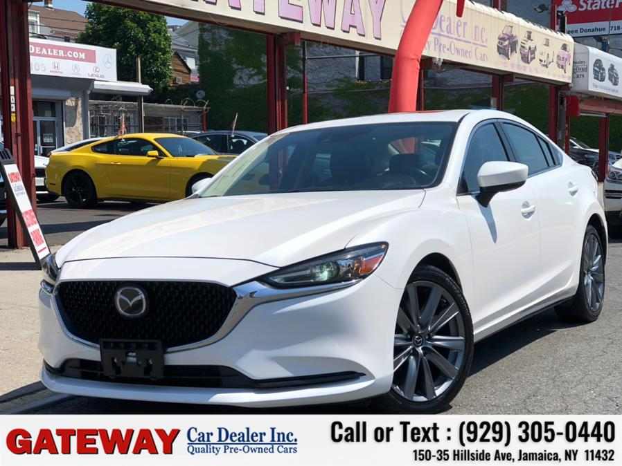 Used Mazda Mazda6 Grand Touring Auto 2018 | Gateway Car Dealer Inc. Jamaica, New York