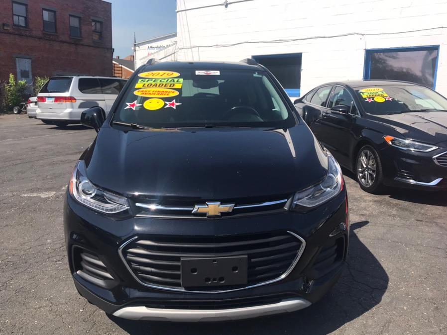 Used Chevrolet Trax AWD 4dr LT 2019 | Affordable Motors Inc. Bridgeport, Connecticut