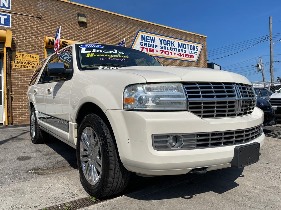 Used 2008 Lincoln Navigator in Bronx, New York | New York Motors Group Solutions LLC. Bronx, New York