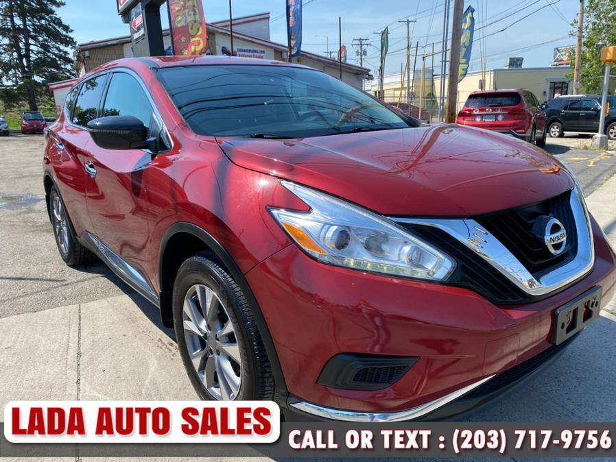 Used 2017 Nissan Murano in Bridgeport, Connecticut | Lada Auto Sales. Bridgeport, Connecticut