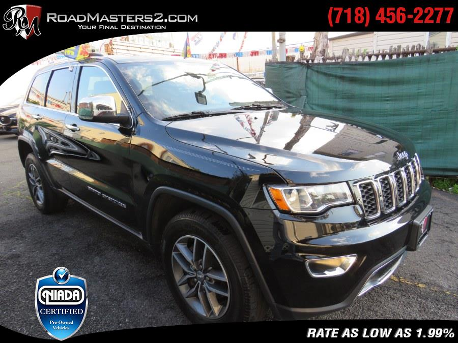 Used Jeep Grand Cherokee Limited 4x4 2018 | Road Masters II INC. Middle Village, New York
