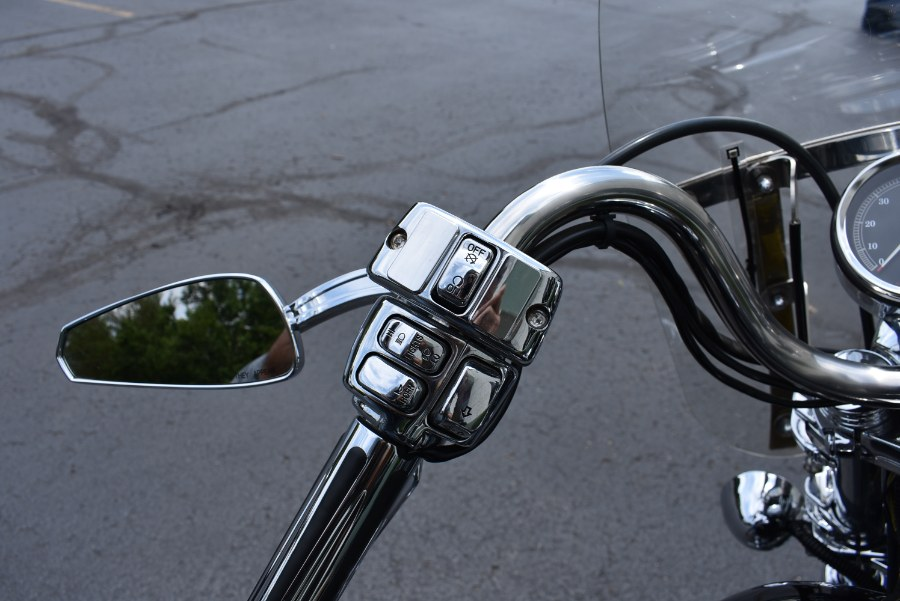 Used Harley Davidson FXDG SUPER GLIDE 1998 | Showcase of Cycles. Plainfield, Illinois