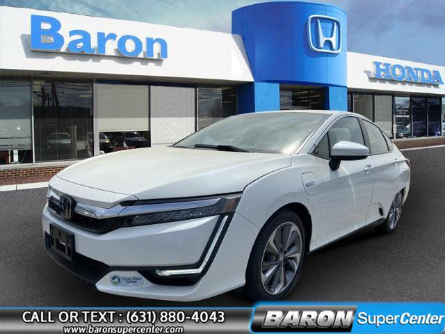 Used Honda Clarity Plug-in Hybrid Touring 2018   Baron Supercenter. Patchogue, New York