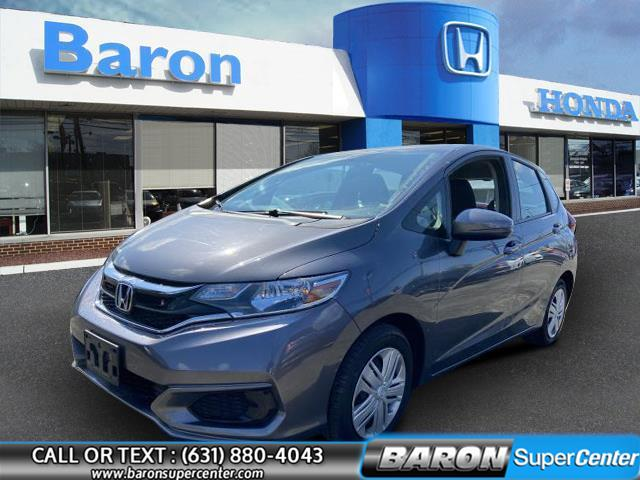 Used Honda Fit LX 2018   Baron Supercenter. Patchogue, New York