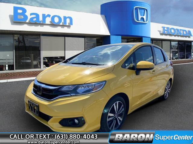 Used Honda Fit EX-L 2018 | Baron Supercenter. Patchogue, New York