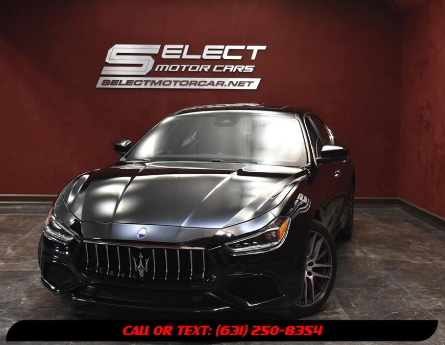 Used 2018 Maserati Ghibli in Deer Park, New York | Select Motor Cars. Deer Park, New York