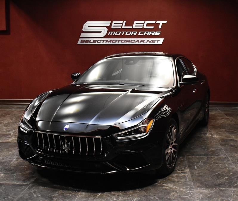 Used Maserati Ghibli SQ4 GranSport 2018 | Select Motor Cars. Deer Park, New York