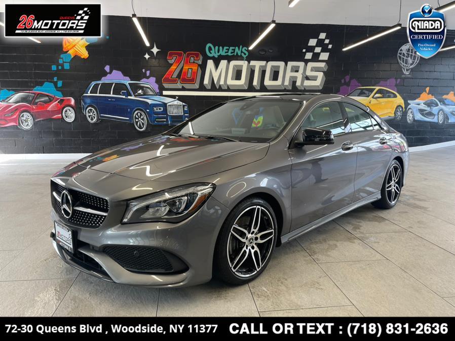 Used 2018 Mercedes-Benz CLA in Woodside, New York | 26 Motors Queens. Woodside, New York