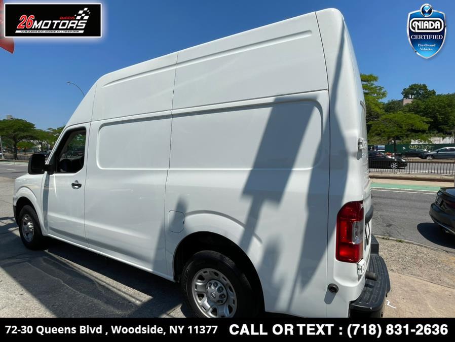 Used Nissan NV Cargo NV2500 HD High Roof V6 SV 2019 | 26 Motors Queens. Woodside, New York
