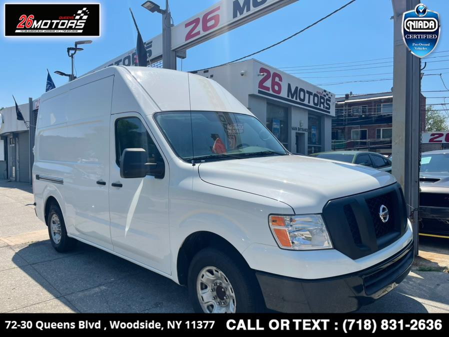 Used 2019 Nissan NV Cargo in Woodside, New York | 26 Motors Queens. Woodside, New York