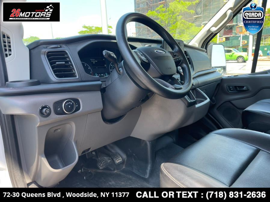 "Used Ford Transit Cargo Van T-250 148"" Med Rf 9070 GVWR RWD 2020 | 26 Motors Queens. Woodside, New York"