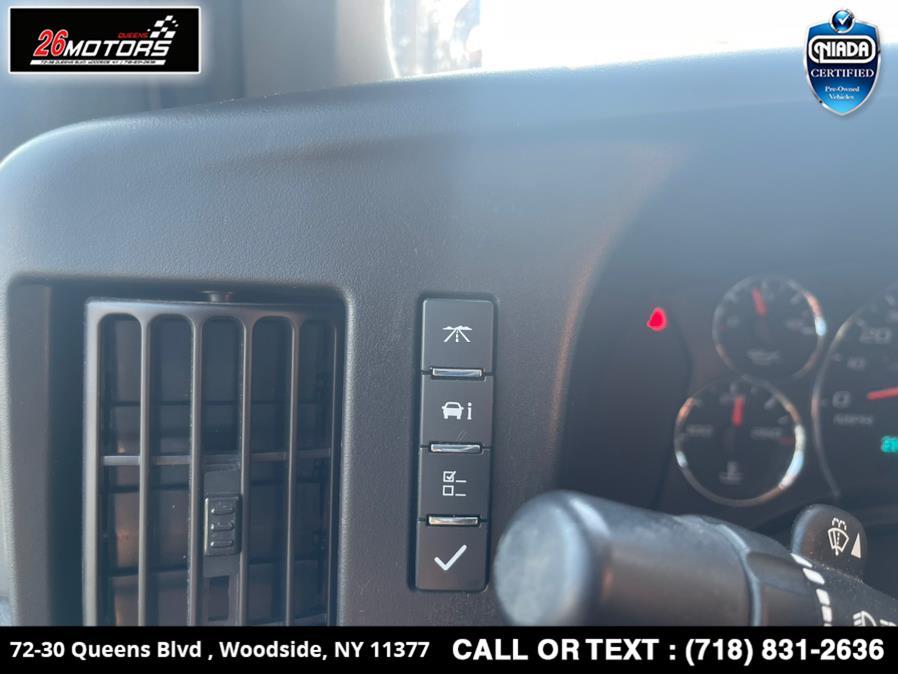 """Used Chevrolet Express Cargo Van RWD 2500 135"""" 2019   26 Motors Queens. Woodside, New York"""