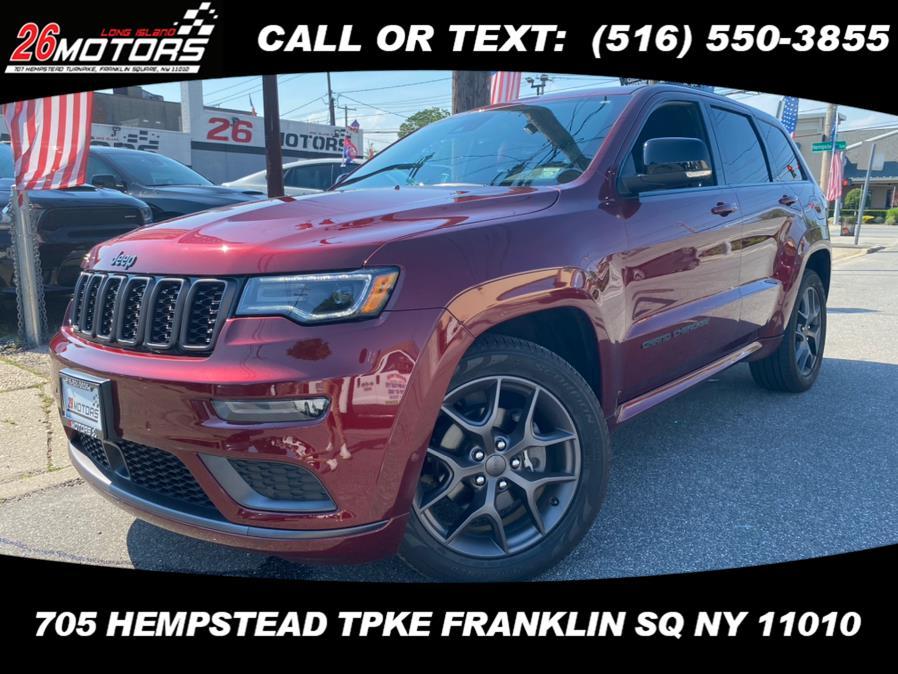 Used Jeep Grand Cherokee Limited 4x4 2020   Hempstead Auto Outlet Inc. DBA 26 Motors Long Isla. Franklin Sq, New York