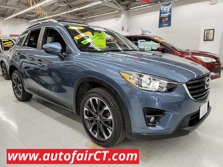 Used 2016 Mazda CX-5 in West Haven, Connecticut