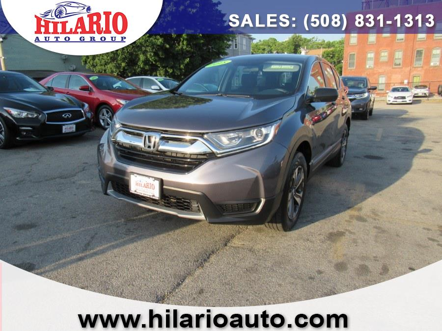 Used 2018 Honda CR-V in Worcester, Massachusetts | Hilario's Auto Sales Inc.. Worcester, Massachusetts
