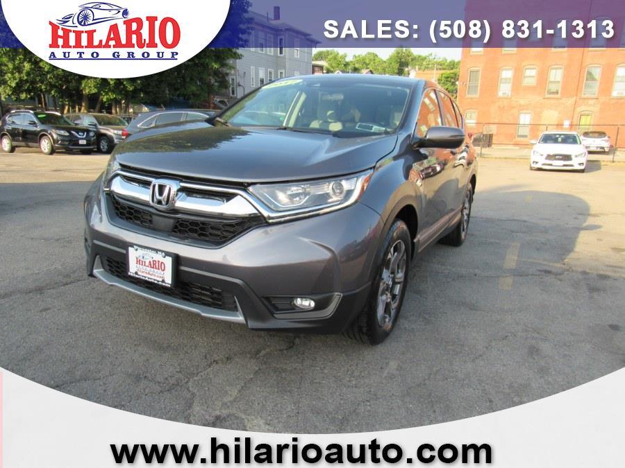 Used 2017 Honda CR-V in Worcester, Massachusetts | Hilario's Auto Sales Inc.. Worcester, Massachusetts
