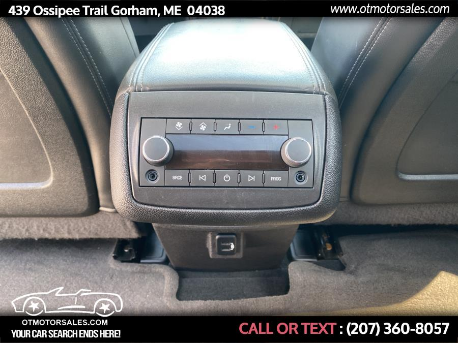 Used GMC Acadia Limited AWD 4dr Limited 2017   Ossipee Trail Motor Sales. Gorham, Maine