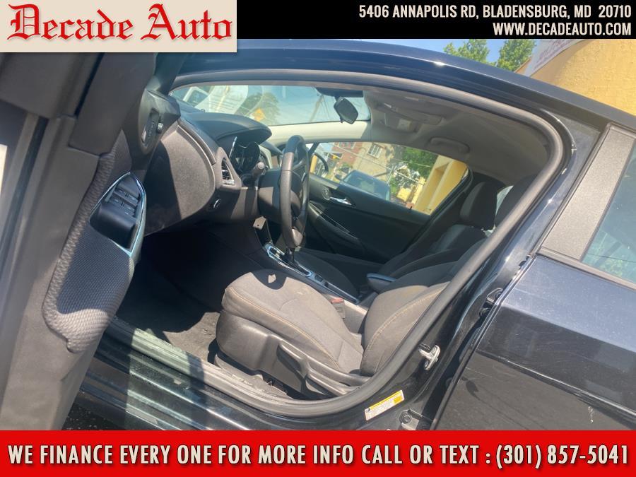 Used Chevrolet Cruze 4dr Sdn Auto LS 2017   Decade Auto. Bladensburg, Maryland