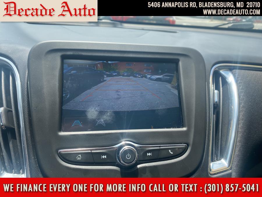 Used Chevrolet Malibu 4dr Sdn LT w/1LT 2016   Decade Auto. Bladensburg, Maryland