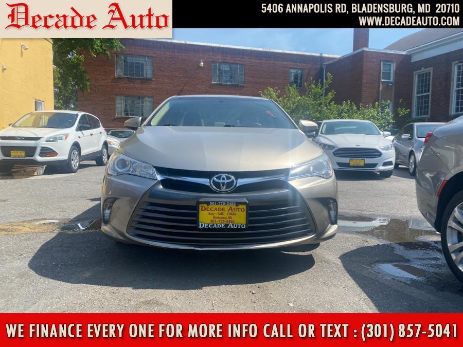 Used 2017 Toyota Camry in Bladensburg, Maryland | Decade Auto. Bladensburg, Maryland