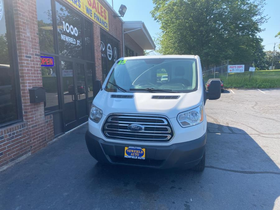 Used 2015 Ford Transit Cargo Van in Middletown, Connecticut | Newfield Auto Sales. Middletown, Connecticut