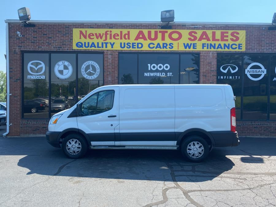 """Used Ford Transit Cargo Van T-250 130"""" Low Rf 9000 GVWR Swing-Out RH Dr 2015 