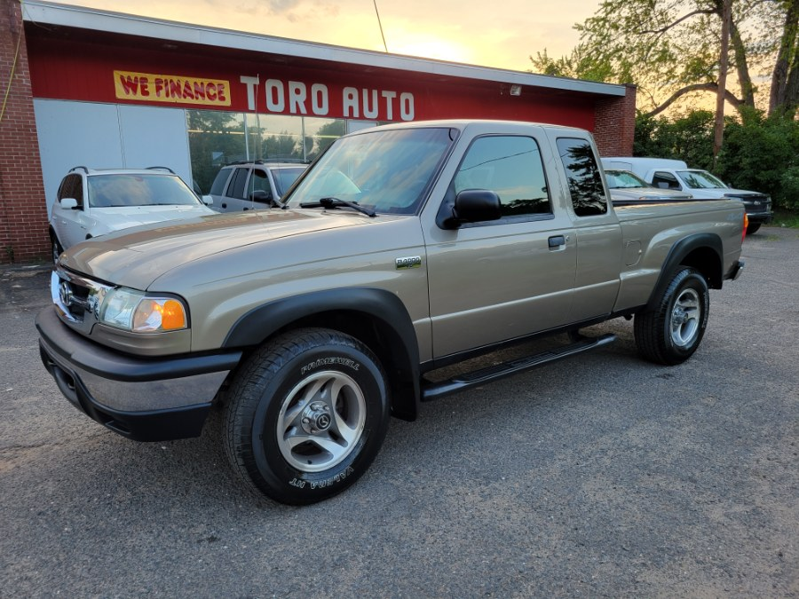 "Used Mazda B-Series 4WD Truck 4WD Cab Plus4 125"" WB 4.0L Auto SE 2004 | Toro Auto. East Windsor, Connecticut"